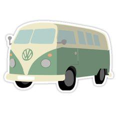 Hippy Van - Music Festival - Camping by DancingCastle