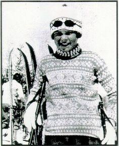 Sonja Henie genseren