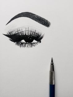 A fun image sharing community. Explore amazing art and photography and share your own visual inspiration! Tumblr Drawings, Cool Drawings, Illusion Kunst, Eye Art, Art Inspo, Art Sketches, Painting & Drawing, Amazing Art, Awesome