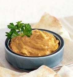 Hommus de batata-doce funcional: http://abr.ai/1iV7GLE