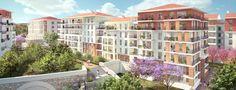 Eco quartier à Toulon