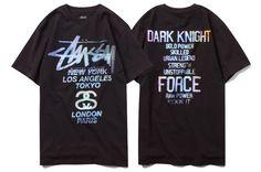 """STUSSY x BATMAN """"DARK KNIGHT RISES"""" : STUSSY JAPAN OFFICIAL SITE"""