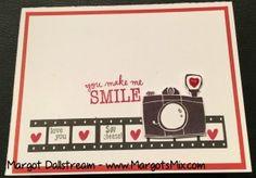 SHARE THE LOVE - Camera Card