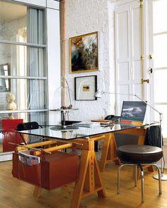 """Foto """"pinnata"""" dai nostri lettori Emanuela e Fabio di CAFElab home office - nuevo estilo"""