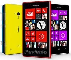 Images Of Nokia's Upcoming Windows Phone 8 Lumia 520 And Lumia 720 Leaked - Earlier, we reported that mobile phone maker Nokia may release two new Windows OS based Nokia Lumia series smartphones, Nokia Lumia 520 and Nokia Lumia 720, at the MWC 2013. But we had no idea how the smartphones would look like. Now we know, as the ever-faithful @evleaks has released purported images of the smartphones. [Click on Image Or Source on Top to See Full News]