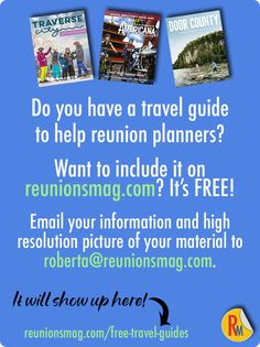 Visitors Bureau, Family Reunions, Free Travel, Travel Guides, Magazine, Vacation, Family Gatherings, Vacations, Magazines