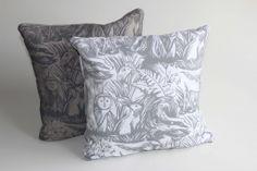 woodland cushions - Andrew Berwick