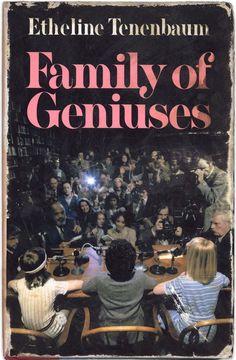 Family of Geniuses ~ The books from Royal Tenenbaums (2001) ~ IdeaFixa #amusementphile