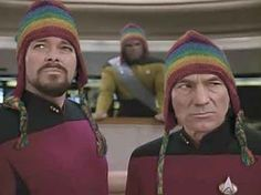 The Enterprise does get mighty cold sometimes.