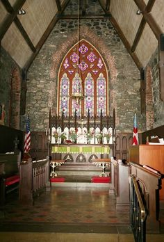 St.-Mary-in-the-Highlands Episcopal church Cold Springs NY