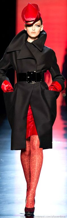 Jean Paul Gaultier Haute Couture Fall Winter 2013-14 collection    The House of Beccaria