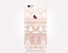Transparent Egyptian Pattern Phone Case Transparent by CRCases