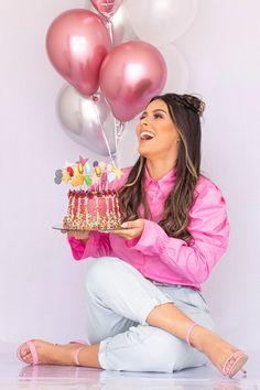 30th Birthday Ideas For Women, 21st Birthday Decorations, Cute Birthday Pictures, Birthday Photos, Tumblr Birthday, Girl Birthday, Bio Instagram, Image Coach, First Birthday Photography