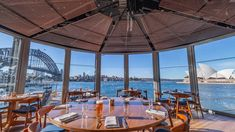 The Squire's Landing has officially arrived at Circular Quay's Overseas Passenger Terminal housing a two-storey restaurant, a free-standing fully-glazed microbrewery amid the Sydney Opera House and Sydney Harbour Bridge. Middle Eastern Restaurant, Quay West, Hunter Street, Farm Restaurant, Sydney News, Harbor Bridge, Sydney Restaurants, In Season Produce, Rooftop Bar