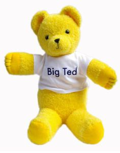 Big Ted from Play School, ABC Shop
