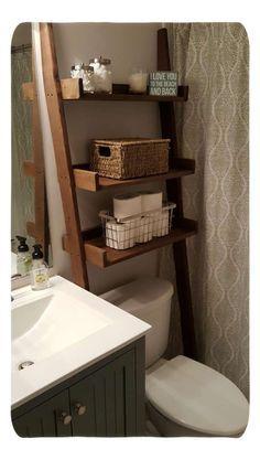Bathroom Decor. Make
