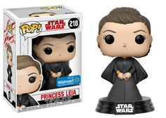 Star Wars: The Last Jedi The newest chapter in the Star Wars saga is coming to theatersDecember 15th, but you can start collecting Funkofrom Star Wars: The Last Jedi on 9/1! Funko is excited to reveal your favorite characters from Star Wars: The Last Jedi as Galactic Plushies, Wobblers, Pop! Pens, Water Bottles, Lanyard, Mystery Minis and, of course, Pop!Rey, Finn, Poe, Kylo and BB-8 are back for more adventures andare joined by new characters you're sure to love.Who doesn't want their o...