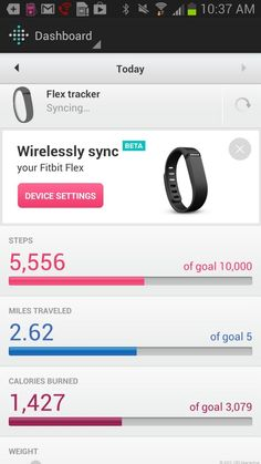 Fitbit Flex Review - Watch CNETs Video Review - page 2
