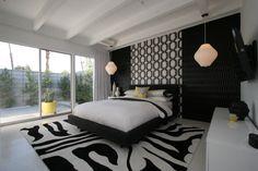 Palm Springs Modern Master Bedroom