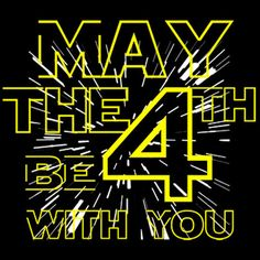 May The 4TH Be With You T-Shirt Funny New Of July Patriotic TEE College Humor
