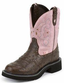 Justin Cowboy Boots - got 'em...love 'em!
