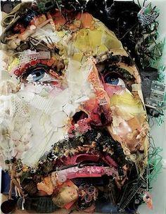 Mijns Inziens: Merkwaardige kunst deel 67: de afvalkunst van Tom Deininger