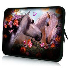 "Лошади Pattern 7 ""/ 10"" / 13 ""Laptop Sleeve чехол для MacBook Air Pro / Ipad Mini / Galaxy Nexus Tab2/Sony/Google 18157 – EUR € 8.27"