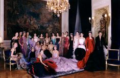 French debutantes 2000