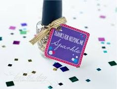 This cute nail polish gift is perfect for a great teacher!
