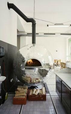 Bem Legaus!: Disco Pizza
