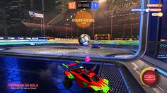 Rocket League PRO Game