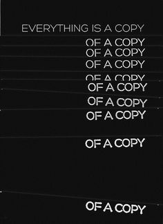So start, by making a copy...