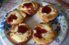 Strawberry Cheese Danish-Muffin Tin Recipe