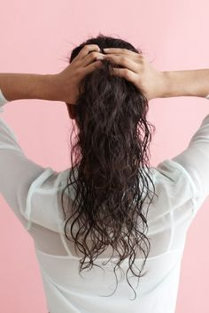 3 Chic Styles for Wet Hair. I'm the only girl in the world who still leaves the house with wet hair. And no, I DGAF