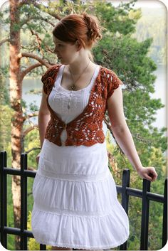 short and sweet vest, 2009
