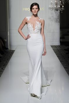 Vicenta style from Atelier Pronovias 2016 Collection.