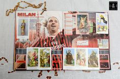Parola Universale  Album figurine santini