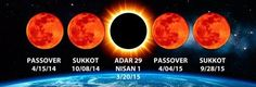 Blood Moons - Tetrad Watch - Signs of the times or not ... many are divided on the Blood Moons - Tetrads, and whether they have any prophetic importance.