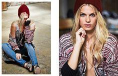 KIIND OF F/W 14 || Juniper Sweater, Saira Tank, Empower Blade Jeans