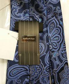 NWT$220 Ermenegildo Zegna Luxury classic beautiful tie (Special secret sale) #ErmenegildoZegna #NeckTie