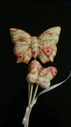 butterflies by Valentine's Day or Dragobete
