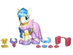 My Little Pony Coco Pommel - Com Acessórios Hasbro