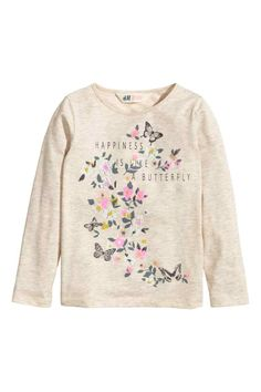 Camiseta de manga larga | H&M
