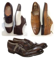 """Church's shoes for men."" by rossella-castaldo on Polyvore featuring Church's, men's fashion and menswear"
