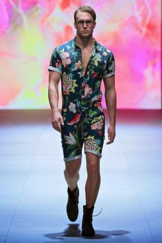 Ruald Rheeder Spring/Summer 2015 - Mercedes-Benz Fashion Week Cape Town