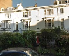 Agatha Christie lived here. 58 Sheffield Terrace, Holland Park, W87NA http://www.shortlist.com/entertainment/books/british-authors-houses-on-google-maps
