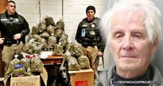 Hero Cops Kidnap 80-Year-old Couple, Steal Their Christmas Presents, Arrest Them for Having a PlantAn elderly couple is facing years in prison after police found cannabis in their car that they claimed was meant to be used as Christmas presents for family.An elderly couple is facing years in prison after police found cannabis in their car that they claimed was meant to be used as Christmas presents for family.