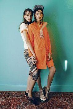 2012 SS Material Girl #18  Source: Models.com