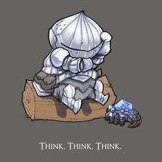 Siegward of the knights of Catarina - chibi Dark Souls 2, Demon's Souls, Chibi, Cracked Wallpaper, Soul Saga, Praise The Sun, Marvel Comics, Happy Soul, Fanarts Anime