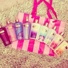 Yep .. I have them all , I'm obsessed with VS and everything from PINK !!! I spend way too much money there .
